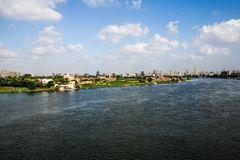 Каир в 2013 Стоковые Фотографии RF
