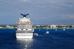 Каймановы острова и круиз Стоковое Фото