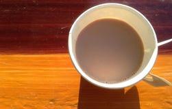 какао горячее Стоковая Фотография RF