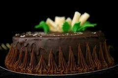 какао торта Стоковые Фото