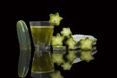 кактус pedro san стоковое изображение rf