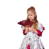 как детеныши princess девушки Стоковое Изображение RF