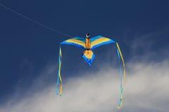 как змей сини птицы Стоковые Изображения RF