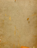 как крышка книги предпосылки текстурированный сбор винограда Стоковое фото RF