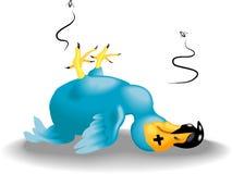как мертвый dodo Стоковое Изображение
