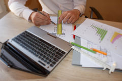 Как написать бизнес-план Успешные факторы дела стоковые изображения rf