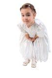 как одетьнный princess fairy девушки маленький Стоковая Фотография RF