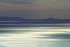 как раз восход солнца Стоковое Изображение RF