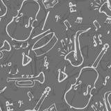 Как раз джаз оно Стоковая Фотография