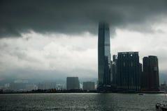 Как раз побрейте шторм стоковые изображения rf