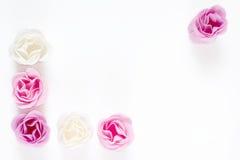 как розы рамки Стоковые Фото