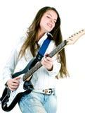 как рок-звезда Стоковая Фотография RF