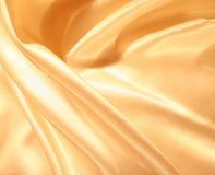 как сатинировка золота предпосылки шикарная ровная Стоковое Изображение RF
