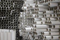 Как трубка сигаретной бумаги Стоковое Фото
