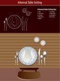 Как установить неофициальную таблицу Стоковые Изображения RF