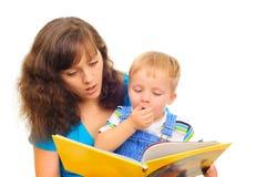 как учащ прочитайте к Стоковая Фотография