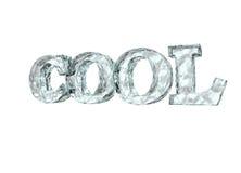 как холодный льдед Стоковые Фотографии RF