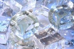 как холодный льдед Стоковое Изображение RF