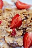 как muesli свежих фруктов еды диетпитания стоковые фото