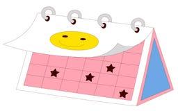 календар иллюстрация вектора