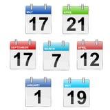 календар иллюстрация штока
