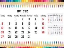 календар 2012 может бесплатная иллюстрация