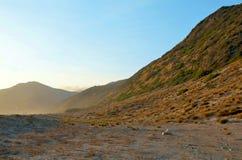 калифорнийская пустыня Стоковые Изображения