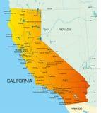 Калифорния Стоковая Фотография