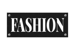 Каллиграфия литерности моды печати вектора фразы моды лозунга графическая бесплатная иллюстрация