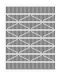 Каллиграфия цифров бесплатная иллюстрация