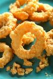 кальмары печи Стоковое фото RF
