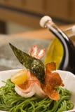 кальмар тарелки Стоковые Фотографии RF
