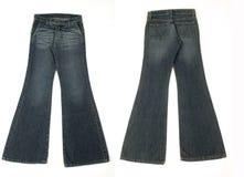 кальсоны джинсыов стоковое изображение rf