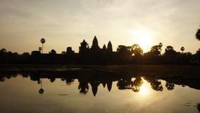 Камбоджа Angkor Wat Стоковые Изображения RF