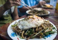 Камбоджийская еда, Стоковое Изображение