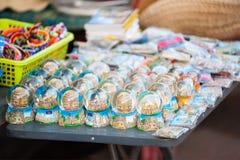 Камбоджийские сувениры Стоковые Фотографии RF