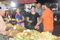 Камбоджийский прокисните плодоовощи Стоковые Изображения RF