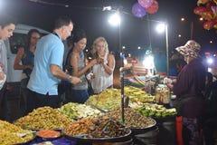 Камбоджийский прокисните плодоовощи Стоковое Изображение