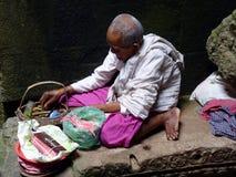 Камбоджийский человек Стоковые Изображения