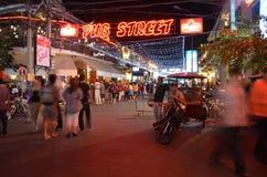 Камбоджийское tuk-tuk Стоковая Фотография