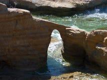 Каменная аркада Стоковая Фотография RF