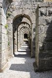 Каменная арка Стоковая Фотография RF