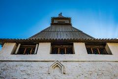 Каменная башня бдительности Стоковое фото RF
