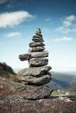 Каменная башня Стоковые Изображения