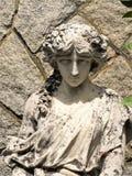 Каменная богиня Стоковые Фотографии RF