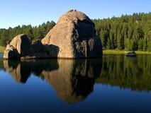 каменная вода стоковая фотография