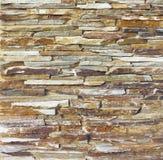 Каменная вымощая текстура Абстрактная предпосылка мостоваой Стоковые Изображения RF
