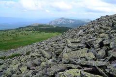 Каменная гора стоковая фотография