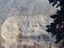Каменная гора Стоковое Изображение RF