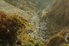 Каменная долина Стоковые Изображения RF